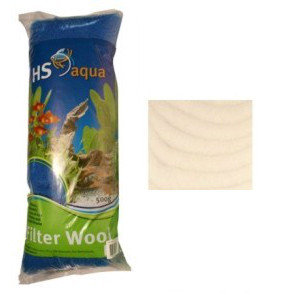 HS filterwatten wit(fijn) 500 G