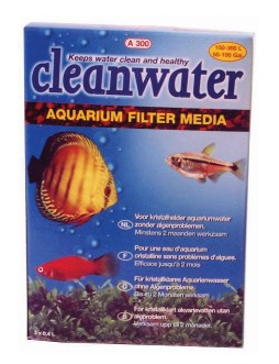 Cleanwater (aquarium filter media)
