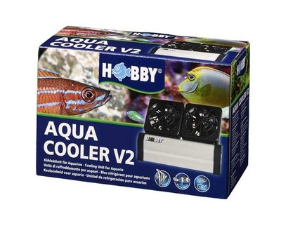 Aquarium koeler v2