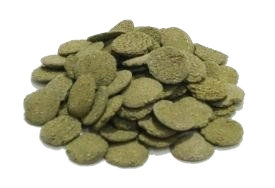 Excellente Wafers (6% Spirulina)