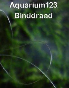 Binddraad voor mossen en andere planten, aquariumplanten vastbinden